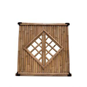 Bamboe scherm